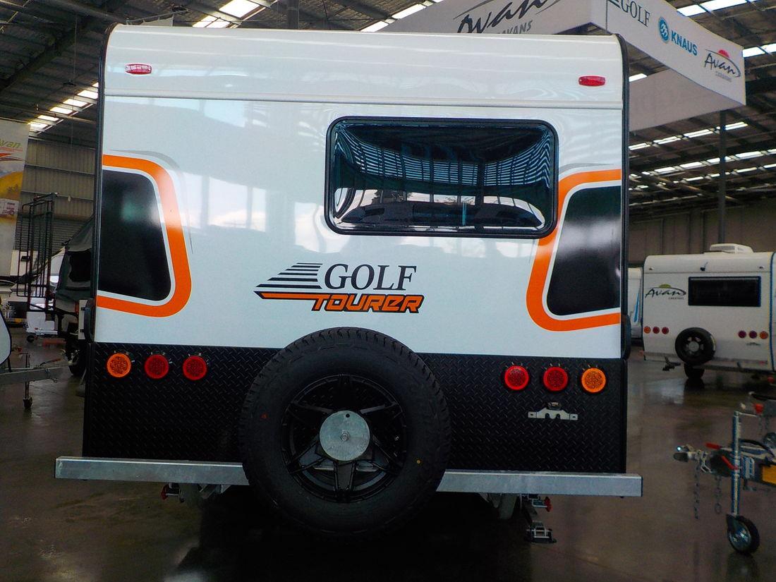 Golf Tourer 607