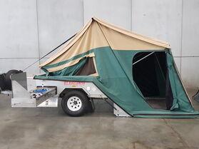 ENZ Trading Off Road Camper Trailer