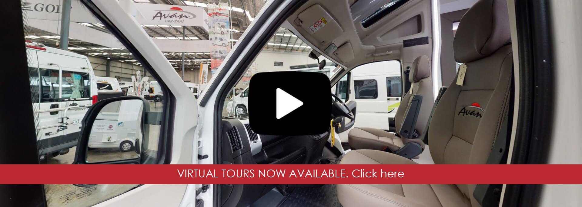 Non Contact Caravan Virtual Tour